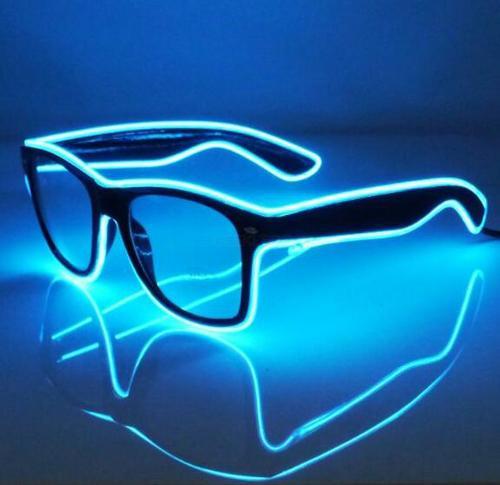 EL glasses frame GEEKLEDs